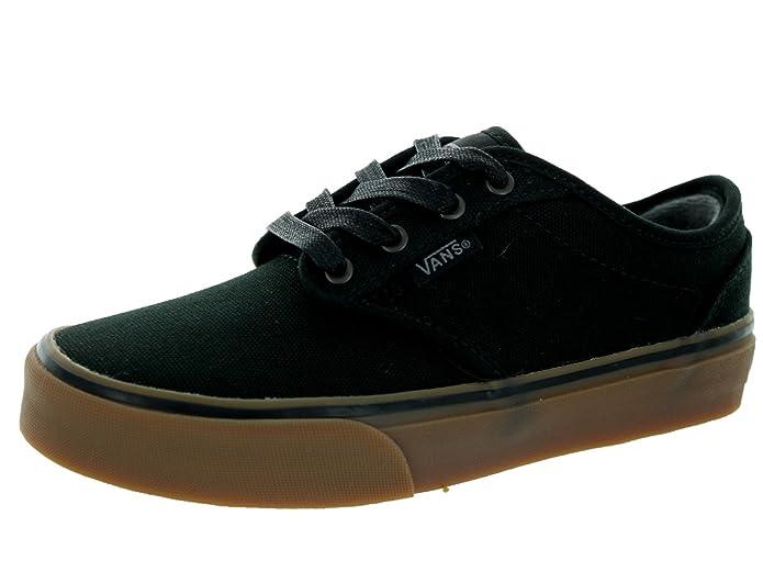 Vans Atwood Unisex-Kinder Sneakers Schwarz/Gum