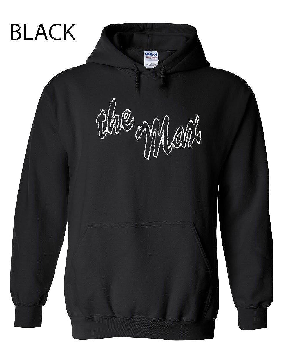 122 The Max Funny Hooded Sweatshirt
