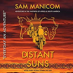 Distant Suns Audiobook