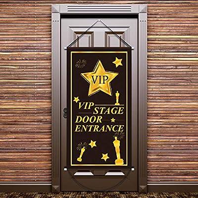 Cubierta de Puerta de VIP Stage Door Entrance Adornos ...