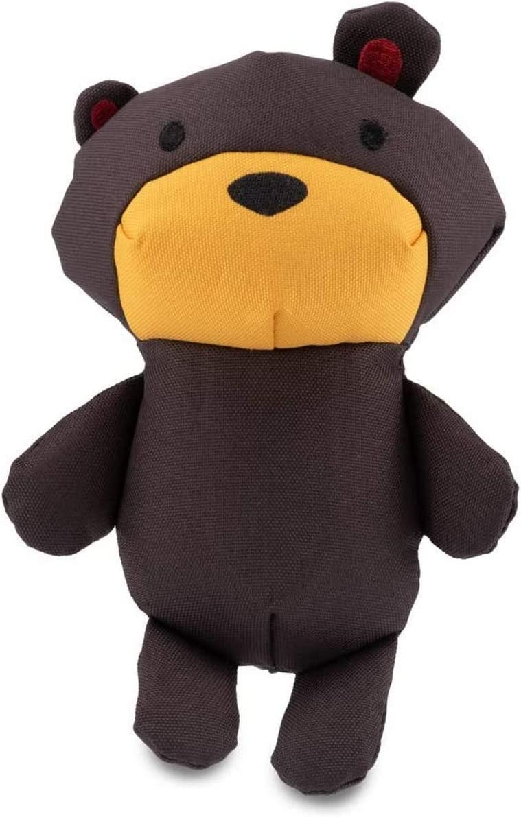 Beco Soft Toy Michelle The Monkey - Juguete para Perro Hecho de Botellas de plástico recicladas, con Sonido: Amazon.es: Productos para mascotas