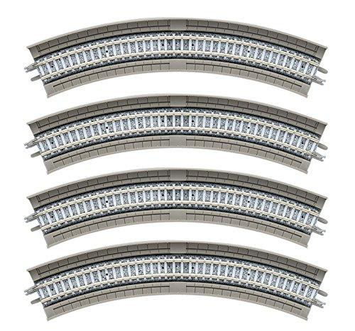 TOMIX Nゲージ 高架橋付 PCレール HC243-45-PC F 4本セット 1873 鉄道模型用品