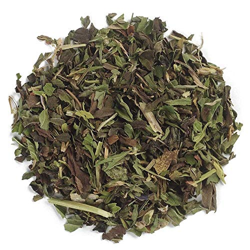 Frontier Co-Op Bulk Cut & Sifted Peppermint Leaf (Mentha Piperita) for Tea, (16oz / 1lb.) | Organic and Sustainably Sourced