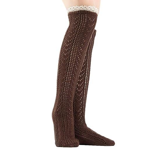 Hot Sale New Women Ladies Crochet Knitted Shell Design Boot Cuffs Toppers Knit Leg Warmers Winter Short Liner Boot Socks Women's Socks & Hosiery