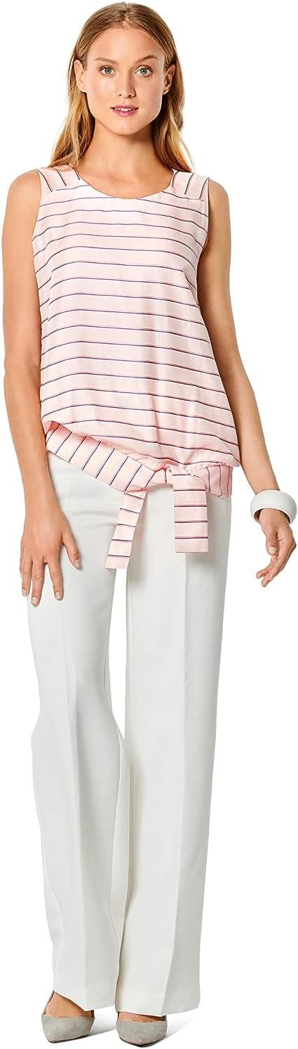 Burda Super Easy Sew 6201 - Patrón de costura para camisetas sin mangas para mujer (tallas 38-48)