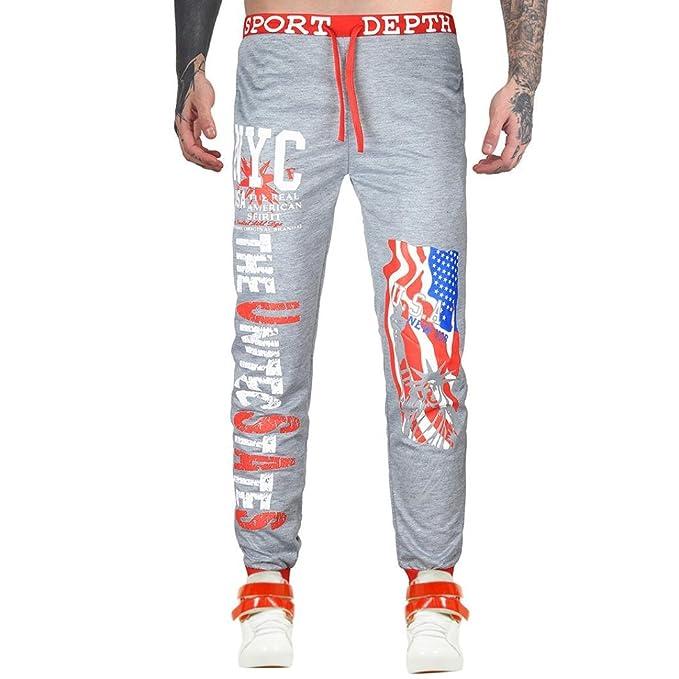 Pantalón deportivo para hombre, polar Quistal Classic Casual de ...