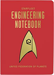 Star Trek Engineering Notebook - Passport Sized Mini Notebook