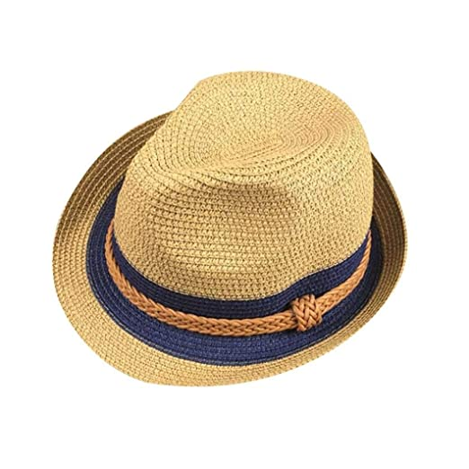 c00ee3ee0e0 Image Unavailable. Image not available for. Color  URIBAKE Floppy Foldable  Ladies Women Straw Beach Sun Summer Hat ...