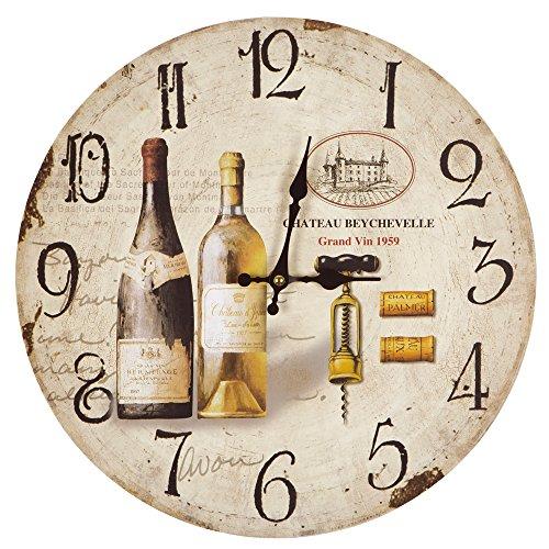 Kitchen Clocks: Amazon.com
