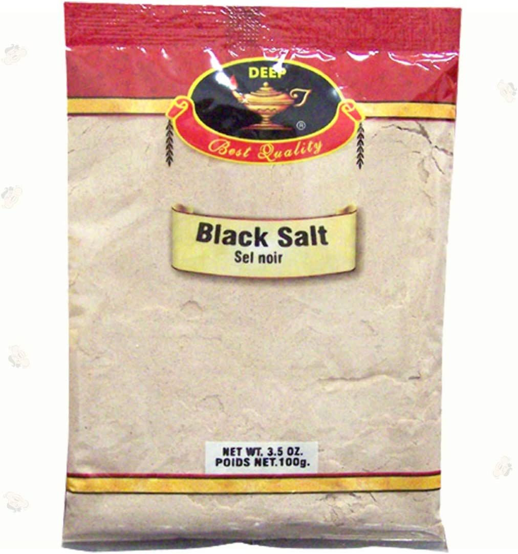 Black Salt 3.5 oz. : Grocery & Gourmet Food
