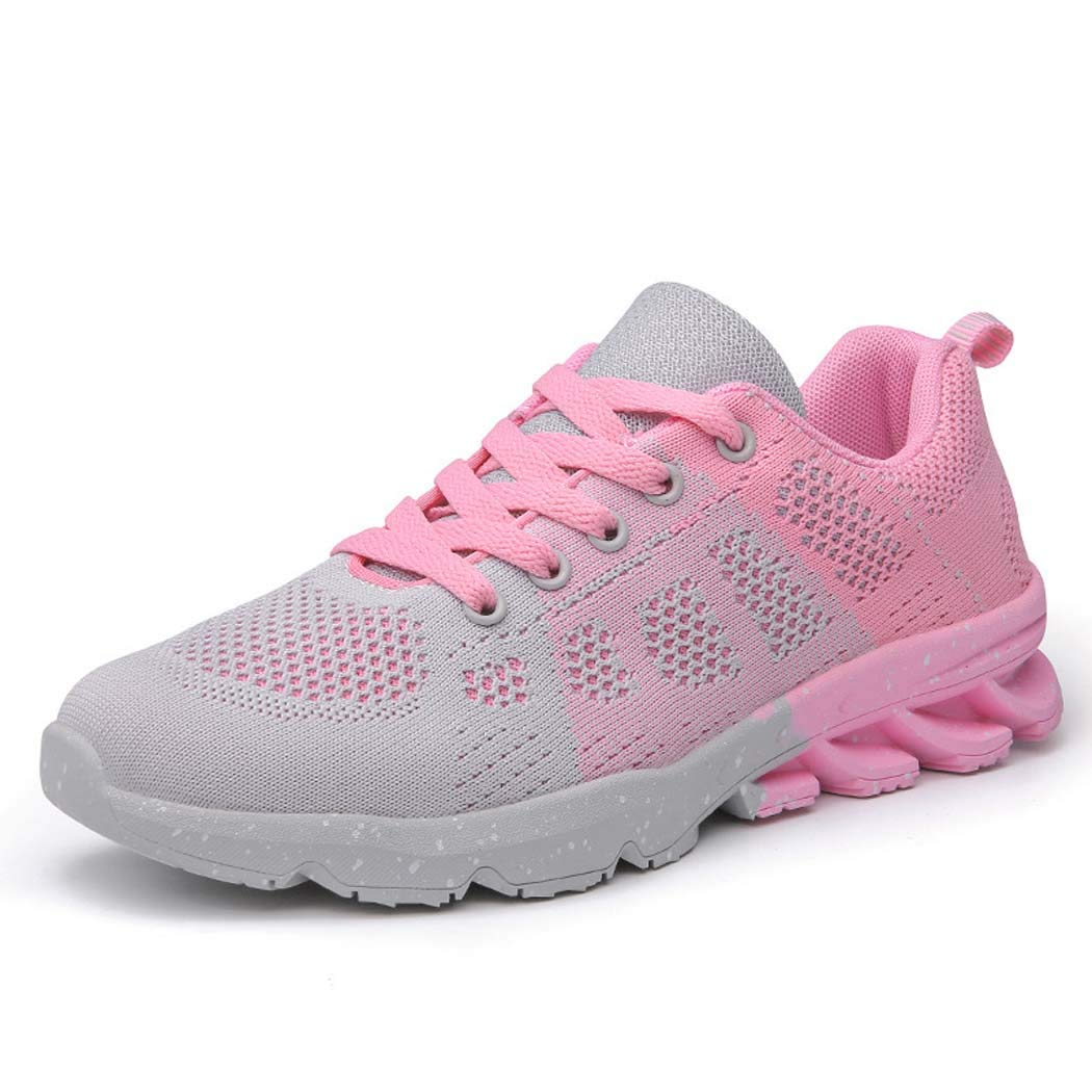 MISS&YG Frauen im im im Freien Rutschfeste Laufschuhe atmungsaktive weiße Schuhe Frauen Mode einfache lässige Sportschuhe cf3154