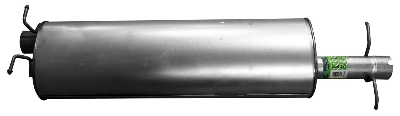 Walker 50437 Quiet-Flow Stainless Steel Muffler