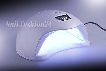 W sun uv lampe led lichthärtungsgerät nagel trockner gel dryer