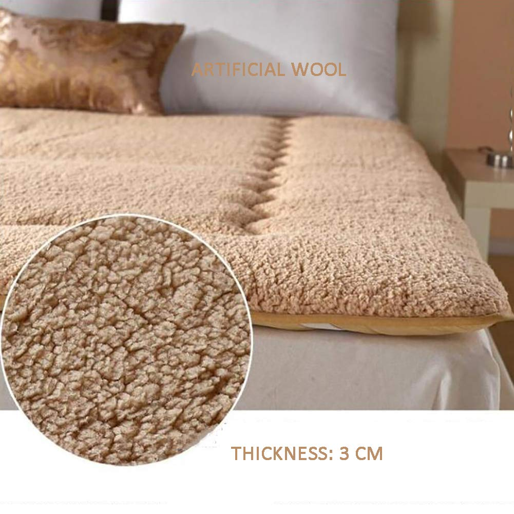 Gray 59x79inch Student Dormitory Tatami materasso futon 150x200cm pieghevole portabile materasso Ortopedico tradizionale futon confortevole