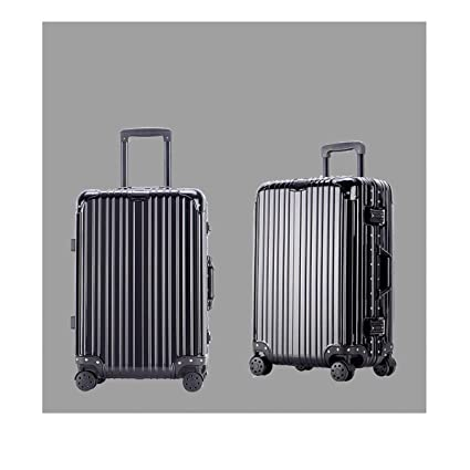 53bd96bf7982 Amazon.com: Kehuitong Hard Rotating Suitcase, Carry-on Luggage ...