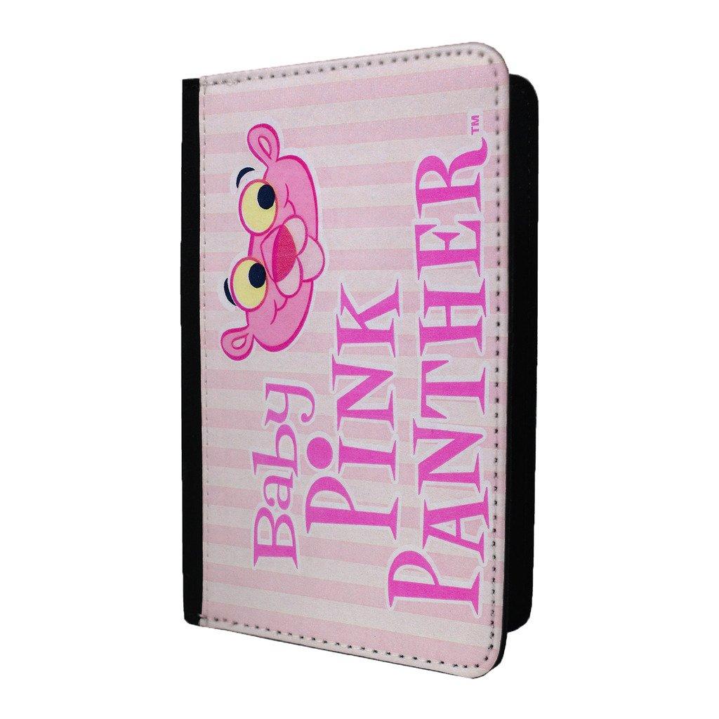 /St-t1821 La Panth/ère Rose passeport Coque/