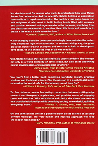 Love Sense: The Revolutionary New Science ...