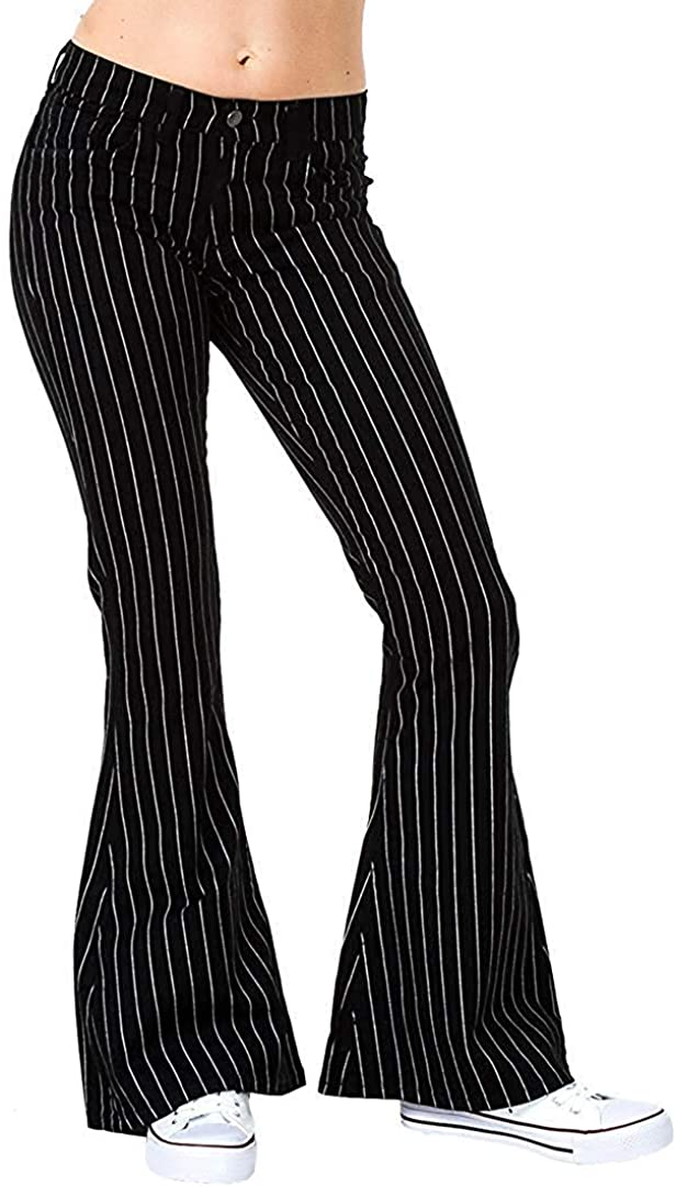 BOOTCUT mens cords denim flares 60/'s 70/'s vtg hippie jeans indie Pants trousers