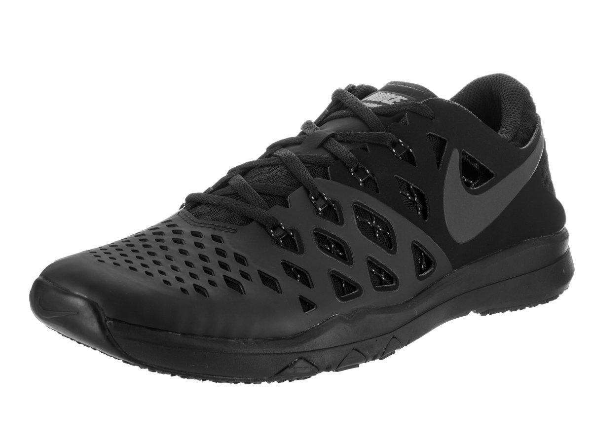 NIKE Men's Train Speed 4 Running Shoe B01M3O96CV 11.5 D(M) US|Black/Black