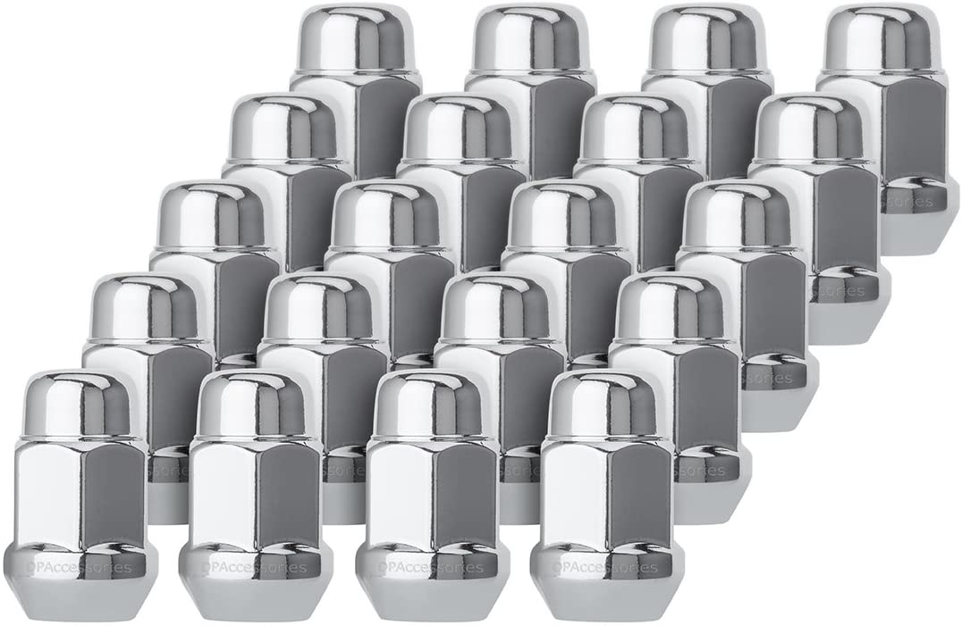 <strong>DPAccessories D3116 Acorn Lug Nuts</strong>