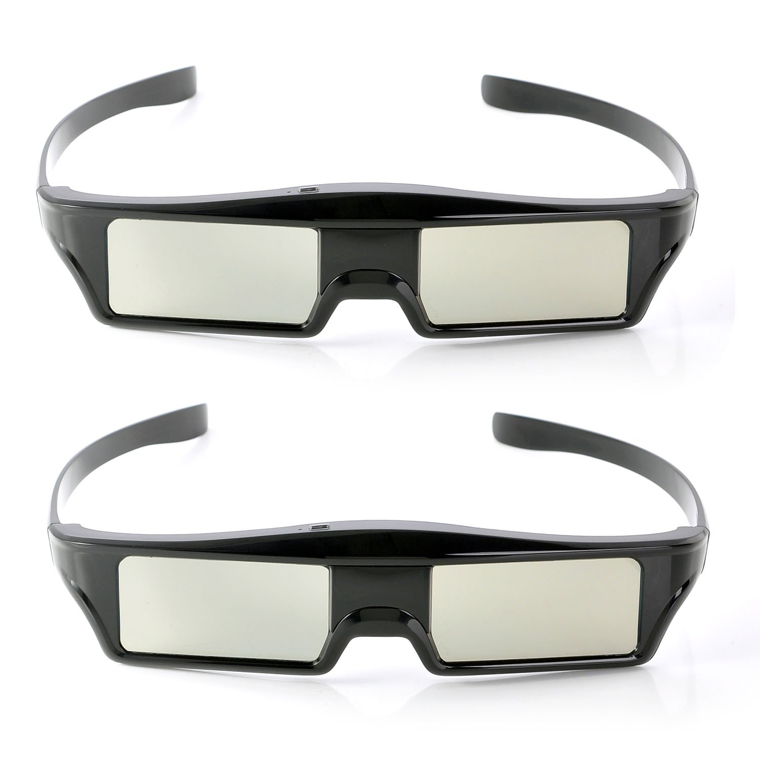 2x Replacement Wireless Active 3D Shutter Glasses Rechargeable for Epson  Projector Eyewear RF ELPGS03 b4995b13446