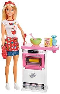 Barbie Playset Cocina Y Diviertete Amazon Com Mx Juegos Y Juguetes