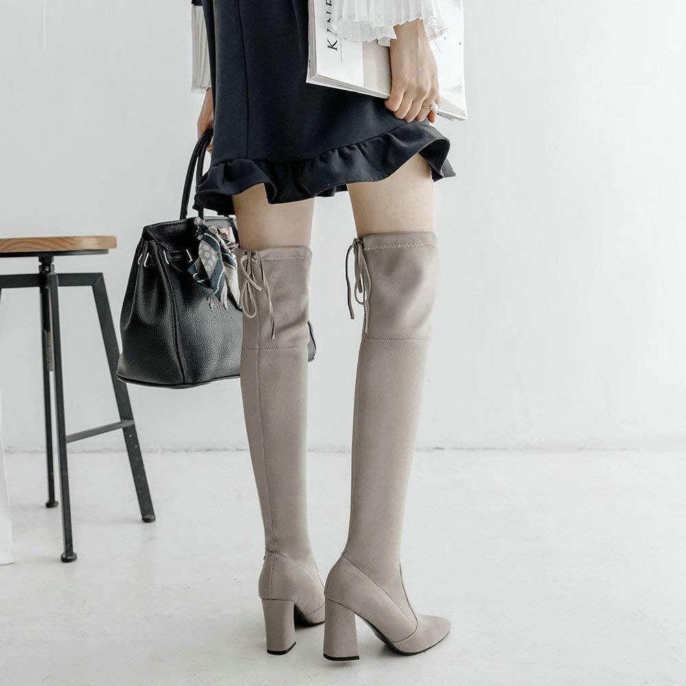 AnMengXinLing WEIQILI-75-9425, Damen Stiefel Stiefeletten & Stiefeletten Stiefel ad2b24