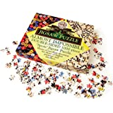 House of Marbles Dice and Dominoes Jigsaw Puzzle (1000-Piece)