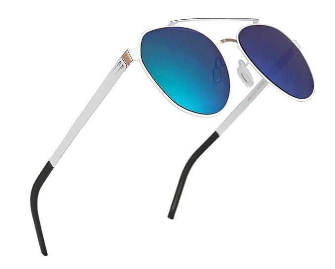 6c2b9c7fd2e Amazon.com  MASOCKET Aviator Sunglasses Fashion Polarized for Men ...