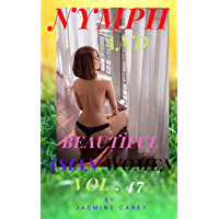 NYMPH and beautiful asian women vol . 47 book cover