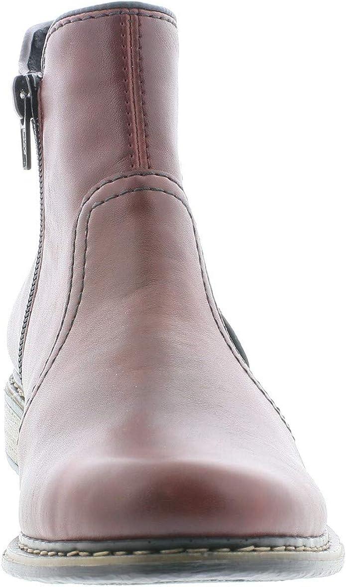 Rieker Femme Bottes, Boots Y8210, Dame Bottes d'hiver