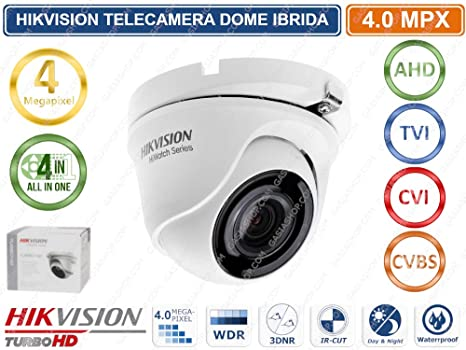 Hiwatch 4in1 4mpx 2 8mm Serie Hiwatch Hikvision Metal Elektronik