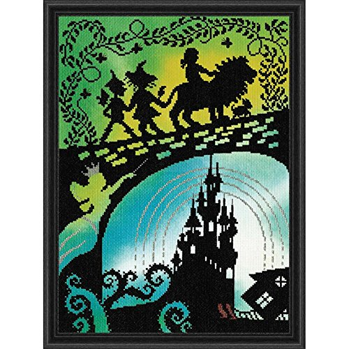Bothy Threads Wizard of Oz Counted Cross-Stitch Kit