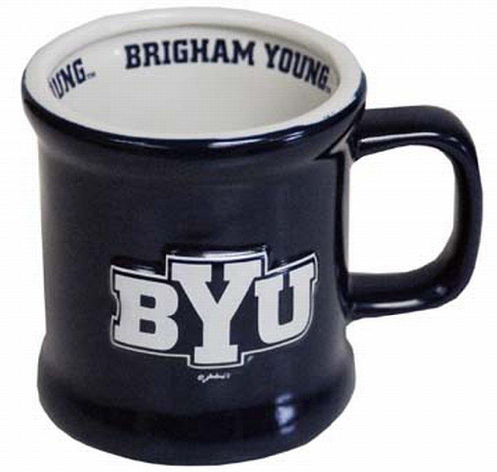 NCAA Brigham Young Cougars Mug Ceramic Relief