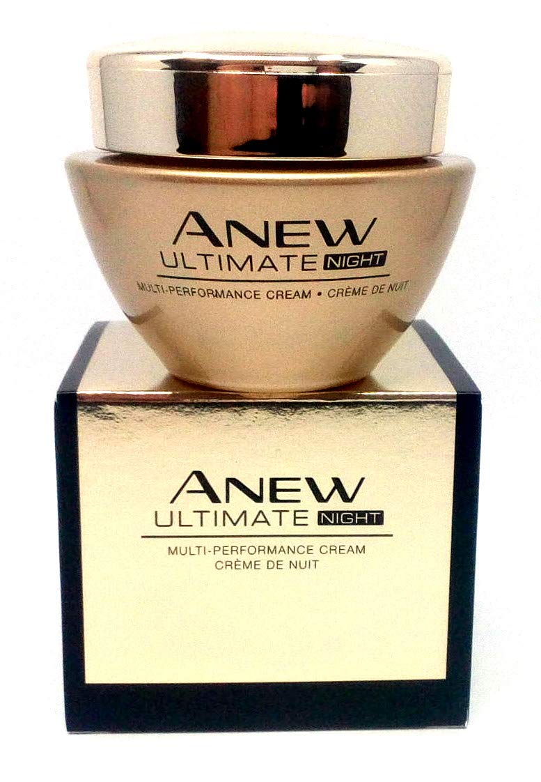 Anew ultimate night multi-performance cream - 50ml Avon