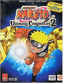 8f7027ae8b0 Naruto Uzumaki Chronicles 2: Prima Official Game Guide (PS2): Fernando  Bueno: Amazon.com: Books