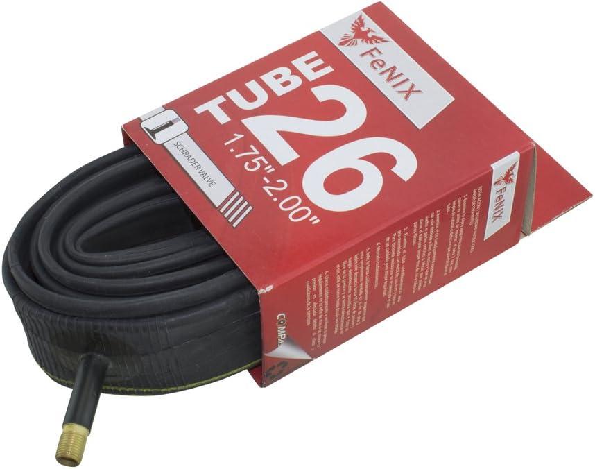 "Schwinn 26/"" bicycle tube traditional Schrader valve NEW in box."