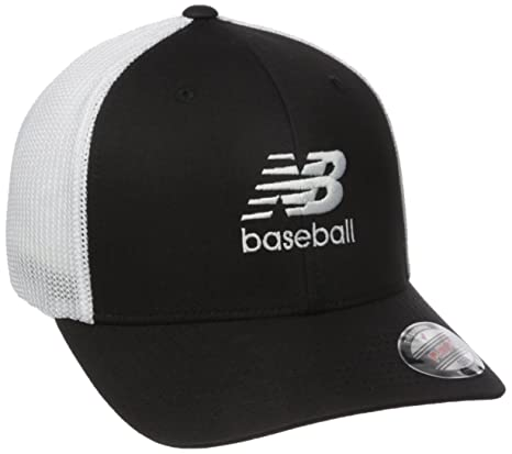 f415169e1296a3 Image Unavailable. Image not available for. Color: New Balance 6 Panel  Curved Brim ...