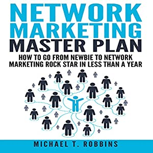 Network Marketing Master Plan Audiobook