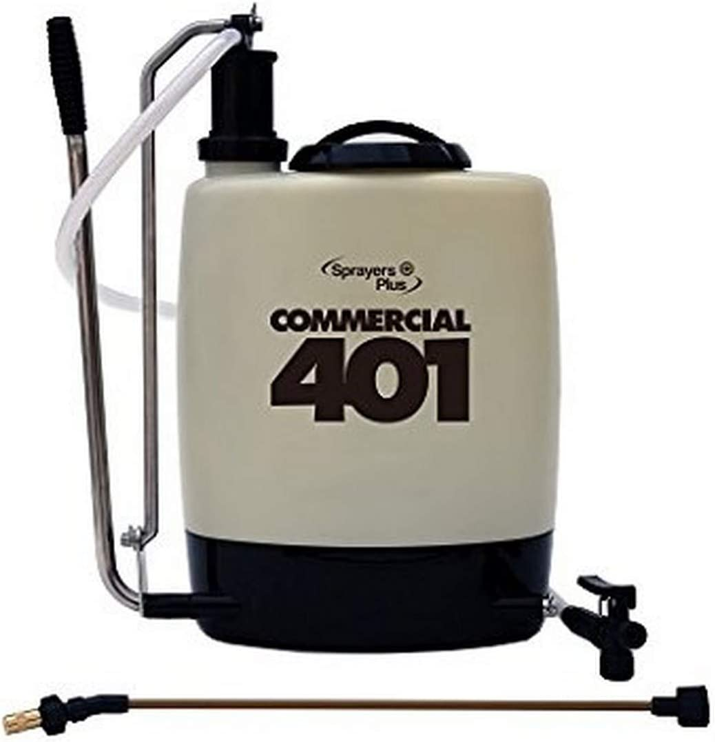4 gal Sprayers Plus 401 Commercial Internal Piston Sprayer