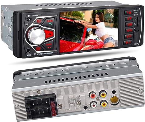 technologies sophistiquées détaillant haut de gamme véritable Amazon.fr : DONGMAO 4023DM Lecteur de Voiture MP5 de Radio ...