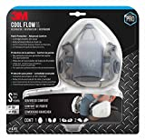 3M 7511PA1-A-PS Professional HalfMask Organic Vapor, N95 Respirator - Best Reviews Guide