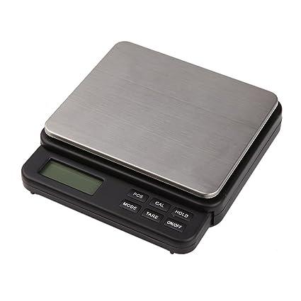Hoosiwee Báscula Digitales de Precisión, 1000g 0.01g Balanzas de Portátiles, Báscula de Joyería