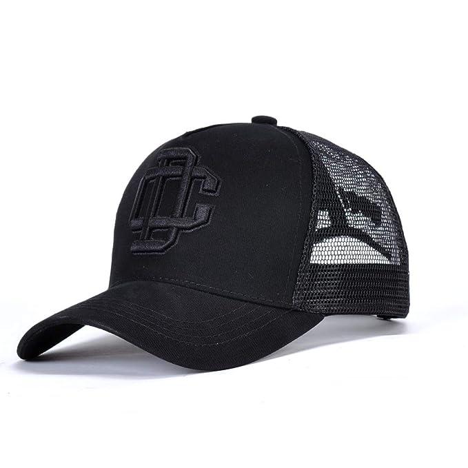 Kerr Kellogg Black Cotton Mesh Baseball Caps Hip Hop Snapback Hats for Men Women Fashion Gorras Bone Dad Hats 2019 at Amazon Mens Clothing store: