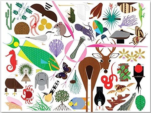 Read Online Charley Harper's Animal Kingdom: popular edition PDF