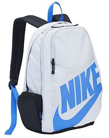 Amazon.com  NIKE Classic Line Backpack (Light Grey Blue)  Sports ... b2522e4bbafa6