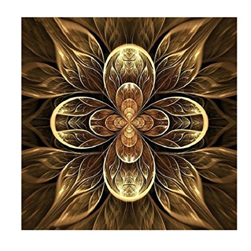 - Botrong DIY 5D Diamond Painting by Number Kits, Canvas Crystal Rhinestone Diamond Embroidery Paintings Pictures Arts Craft for Home Wall Decor Gift (12X12inch / 30X30CM ) (A)