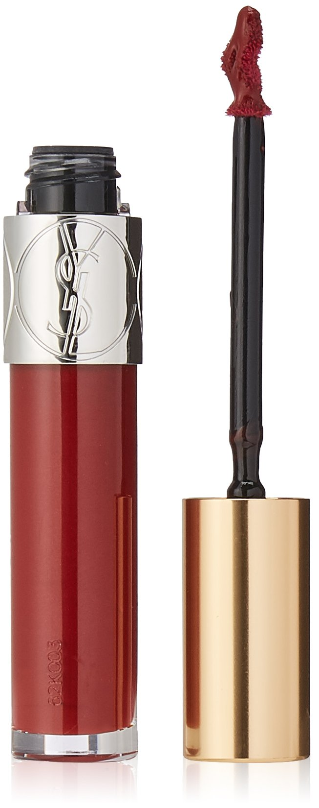 Yves Saint Laurent Lip Gloss Volupte for Women, 208/Fauve, 0.2 Ounce