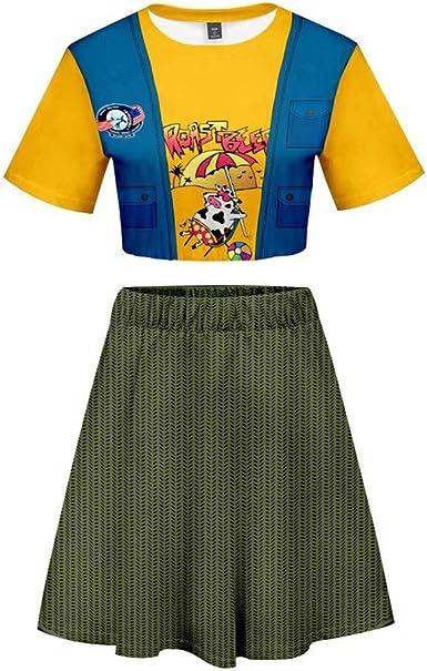 Disfraz de Stranger Things Disfraz para niños Disfraz de Duende ...