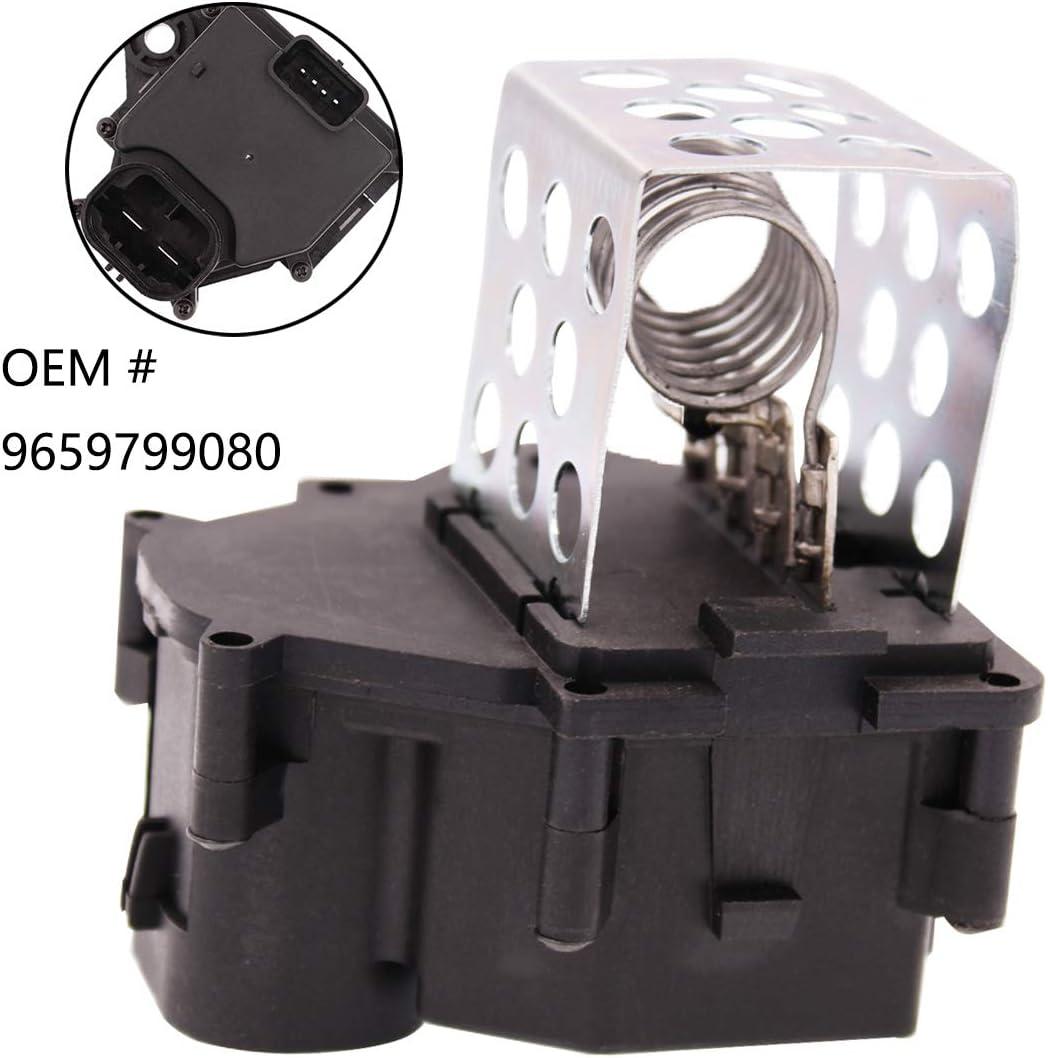 Heater Blower Motor Fan Resistor For Peugeot 307 407 Citroen C3 C4 C5 C6 DS3 QQ//